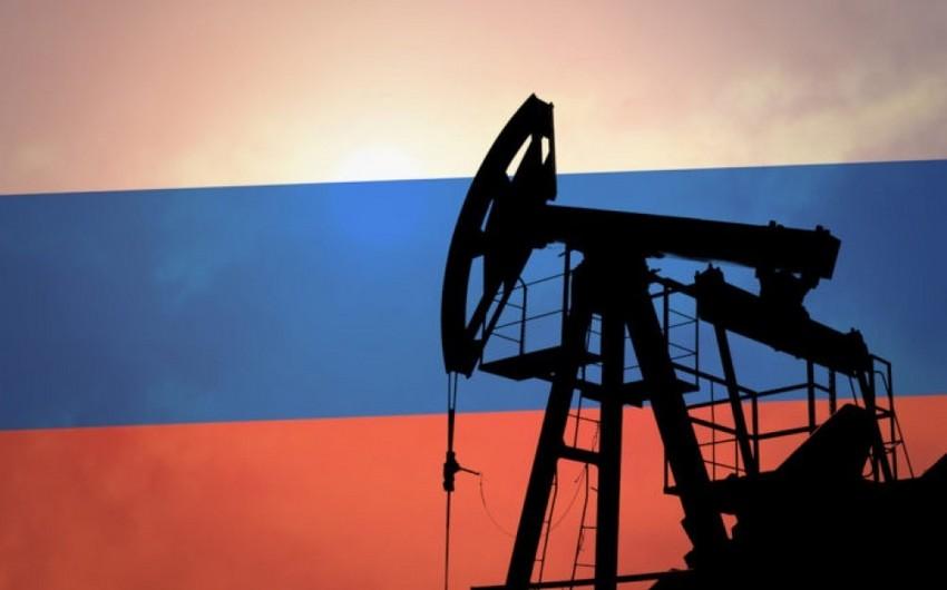 Rusiyada ötən il neft hasilatı artıb