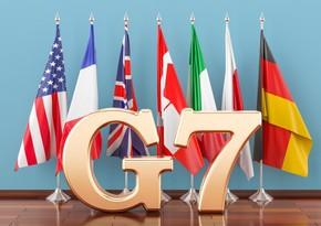 G7 sammitinin keçiriləcəyi yer və müzakirə mövzuları açıqlandı