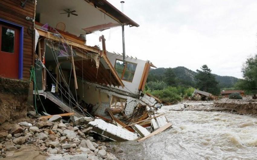 Pakistanda leysan yağışlar 10 nəfərin ölümünə səbəb oldu