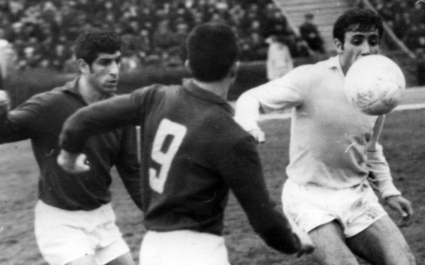 Умер ветеран азербайджанского футбола
