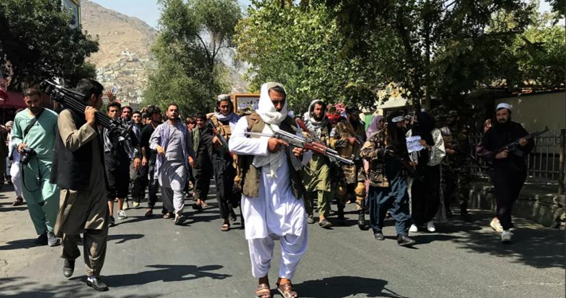 """""""Taliban"""" Əfqanıstanın Balx əyalətinə xüsusi təyinatlı qüvvələr göndərir"""