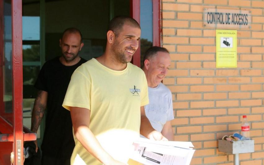 Real Madridin sabiq futbolçusu narkotikə görə saxlanıldı