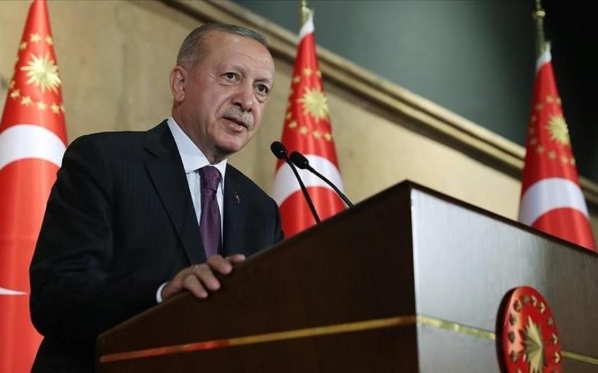Эрдоган: Сзавершением оккупации Карабаха сформировались условия для долгосрочного мира