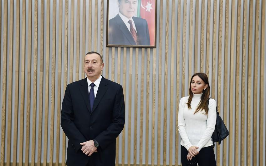 """Prezident İlham Əliyev: """"Gələn il 5 ASAN mərkəzin tikintisinə start veriləcək"""""""