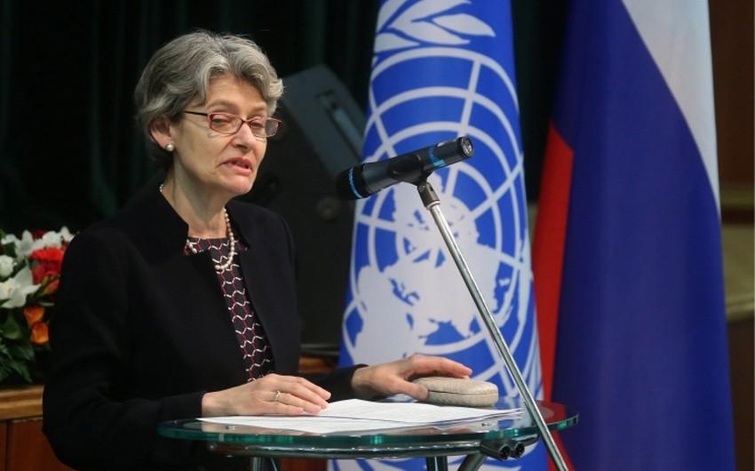 UNESCO-nun baş direktoru İrina Bokova BMT-nin baş katibliyinə namizəd olacaq