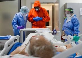 Rusiyada koronavirusa yoluxanların sayı 4 milyon 200 mini ötdü