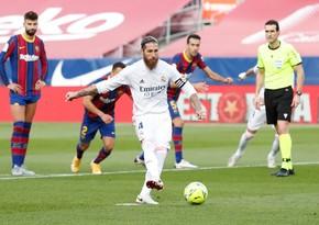 Real Madrid Serxio Ramosa 1 illik müqavilə təklif edir