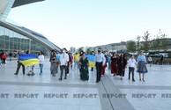 Ukraine's World Embroidery Day celebrated in Baku