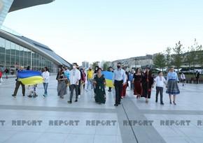 Всемирный день украинской вышиванки отметили в Баку