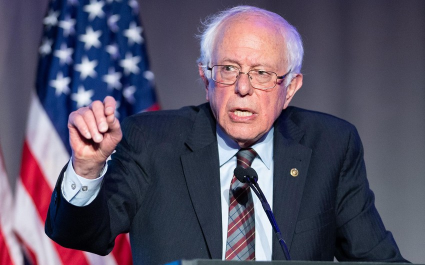 Berni Sanders 2020-ci ildə ABŞ prezidenti seçkilərində iştirak etmək niyyətindədir