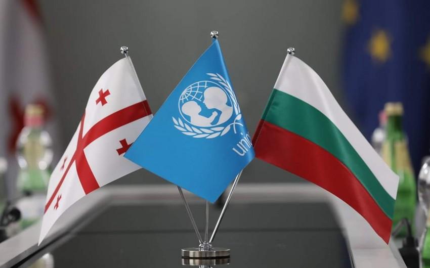 UNİCEF: Gürcüstanda 12 min uşaq məktəbdən yayınıb