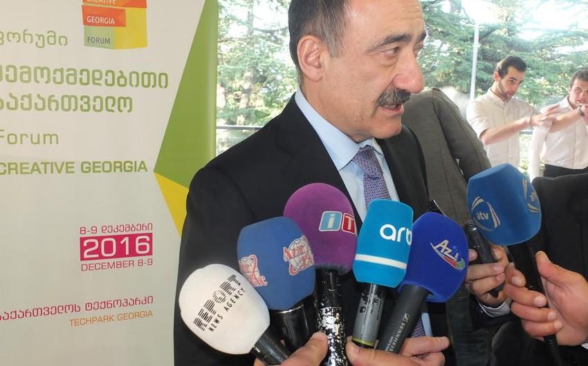 Əbülfəs Qarayev: Gürcüstanla mədəniyyət və turizm sahəsində əməkdaşlıq çox vacibdir