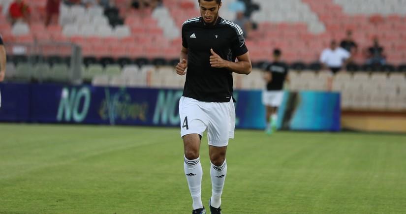 Qarabağın müdafiəçisi Kipr klubu ilə oyunları buraxacaq