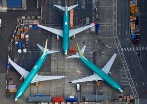 """""""Boeing 737 Max""""lar kommersiya uçuşlarına qaytarıldı"""