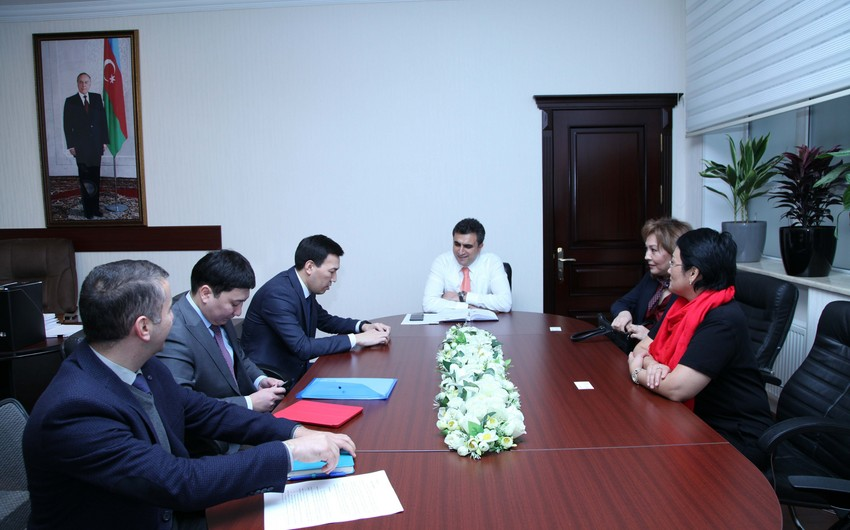 Казахстан изучает опыт Азербайджана по применению лимита на газ