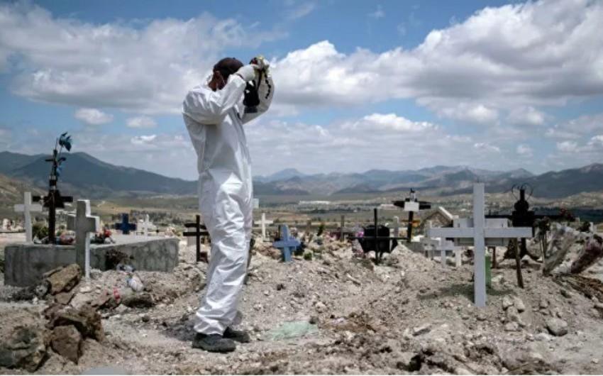 Meksikada 198 mindən çox şəxs virusdan ölüb