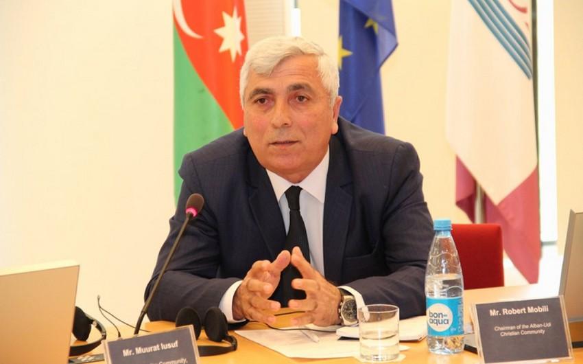 Robert Mobili: Vandalizm Ermənistanın dövlət strategiyasıdır