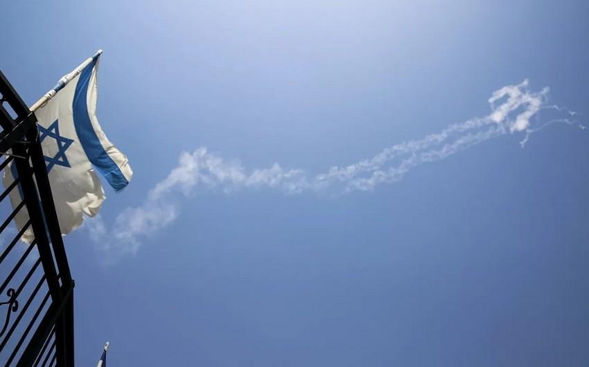 Израильские военные сбили две ракеты, выпущенных из сектора Газа
