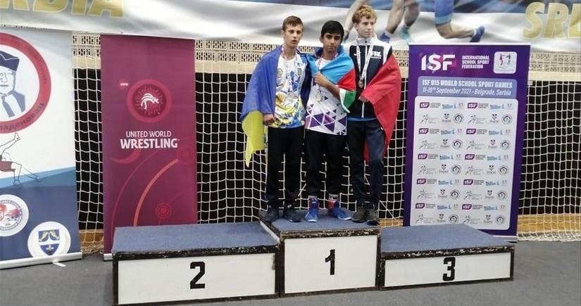 Азербайджанские школьники завоевали 20 медалей в Сербии