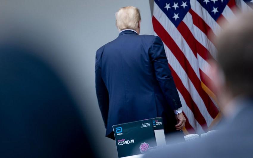 Трамп направил в конгресс официальное уведомление о выходе США из ВОЗ