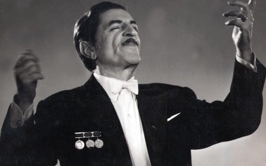Maestro Niyazinin doğum gününə həsr olunmuş tədbir keçiriləcək