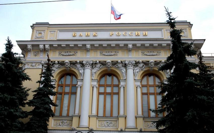 Rusiya Mərkəzi Bankı faizləri sabit saxlayıb