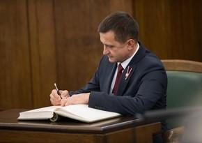 Депутат: Латвия может помочь Азербайджану в восстановлении освобожденных земель - ЭКСКЛЮЗИВ