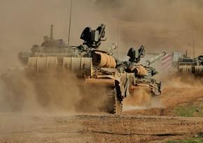 SIPRI: Qlobal hərbi xərclər 1,917 trilyon ABŞ dollarına çatıb
