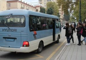 В выходные дни прекращается деятельность общественного транспорта