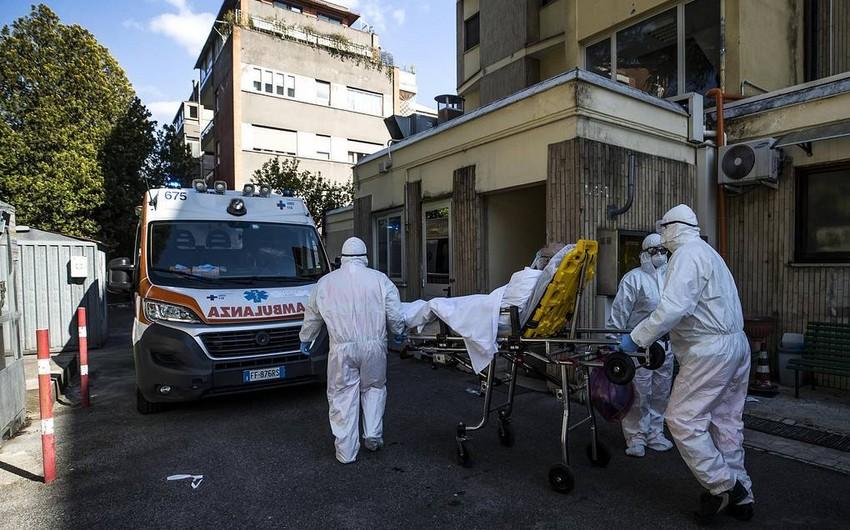 KİV: Dünyada koronavirusdan ölənlərin sayı 50 minə çatdı