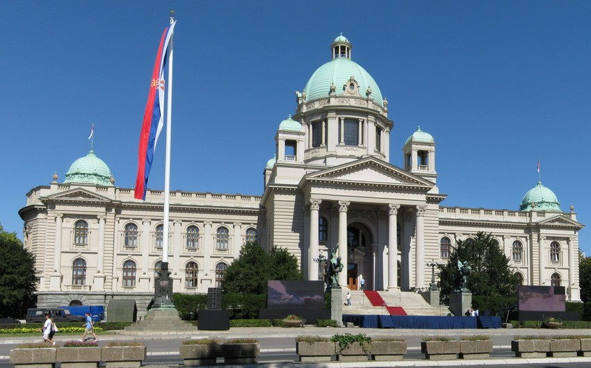 Парламент Сербии утвердил новый состав правительства республики