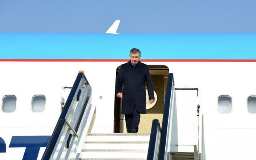 Özbəkistan prezidenti son 18 ildə ilk dəfə Tacikistana rəsmi səfər edib