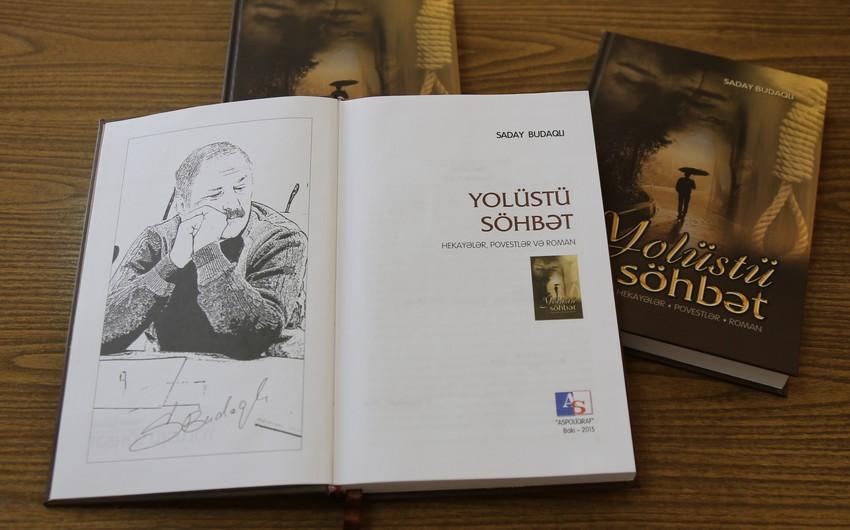60 yaşlı yazıçının latın qrafikasında ilk kitabı nəşr olunub