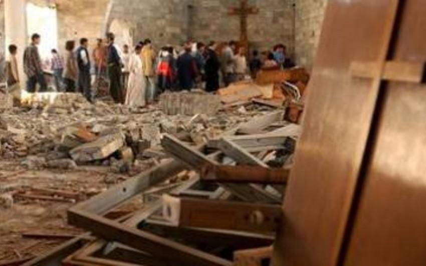 Bağdadda partlayış nəticəsində 9 nəfər ölüb, 25 nəfər yaralanıb