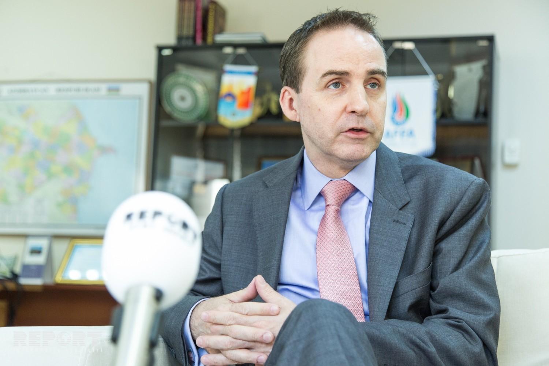 Глава представительства ЮНИСЕФ: В Азербайджане наблюдается большой прогресс в сфере защиты детей - ИНТЕРВЬЮ