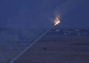 Израиль обстреляли тремя ракетами из Сирии