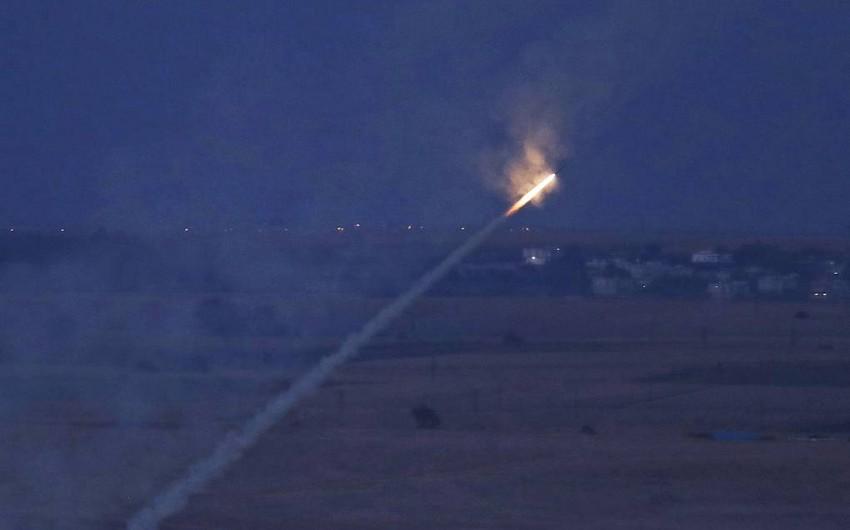 Suriyadan İsrailə raketlər atılıb