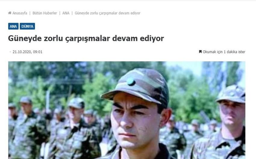 Ermənistan mətbuatı  -