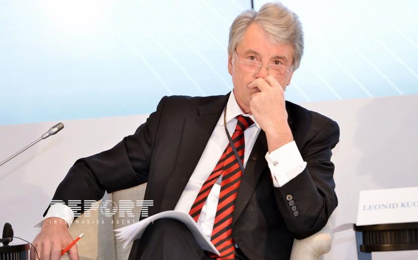 Виктор Ющенко посетит Азербайджан
