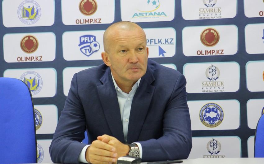 Roman Qriqorçuk: Qarabağ həqiqətən top-komandadır