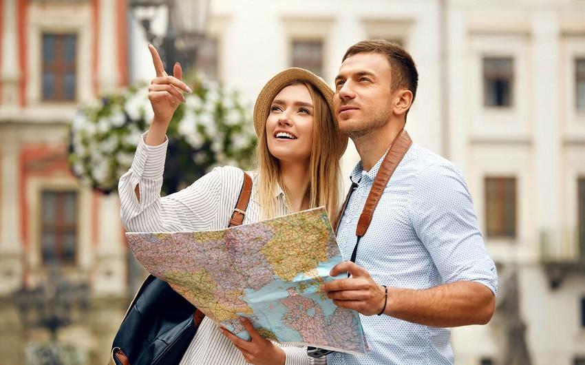 Azərbaycana turist axını 8%-dən çox artıb