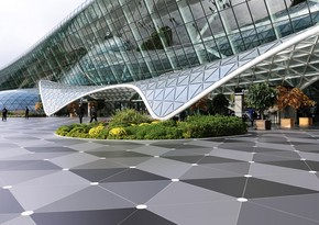 Heydar Aliyev International Airport awarded highest rating