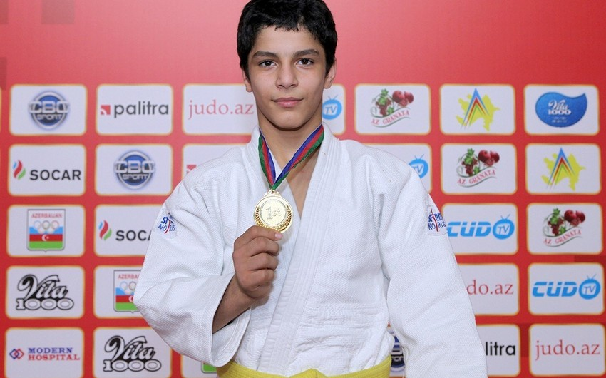 Standard-bearer of Azerbaijan at European Youth Olympic Festival named