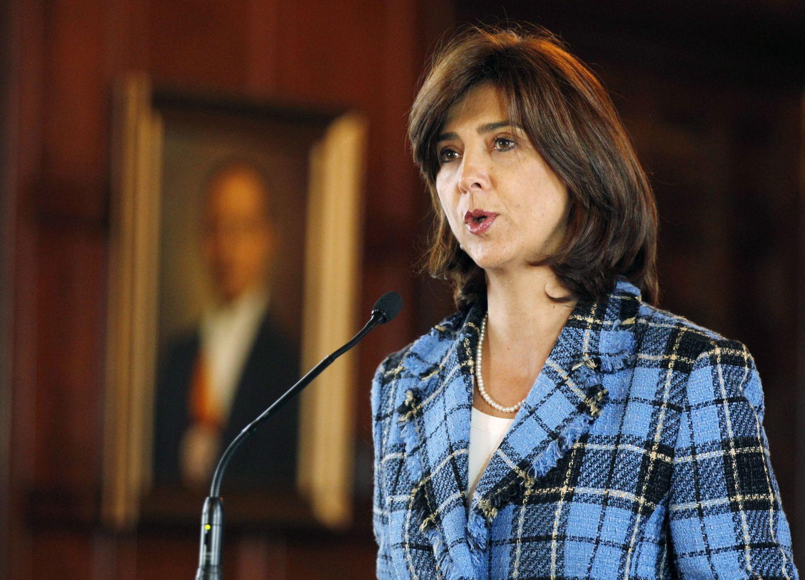 Kolumbiyanın xarici işlər naziri Azərbaycana gəlib