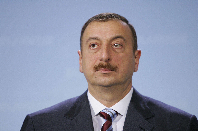 Состоялась встреча президента Азербайджанской Республики Ильхама Алиева и президента Чешской Республики Милоша Земана в расширенном составе