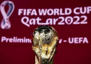 FIFA prezidenti: DÇ-2022 azarkeşlərlə keçiriləcək