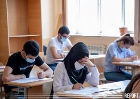 Azərbaycan dili imtahanlarının nəticələri elan olunub