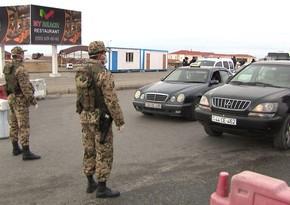 Приостанавливается въезд и выезд в Лянкяран, Джалилабадский и Масаллинский районы