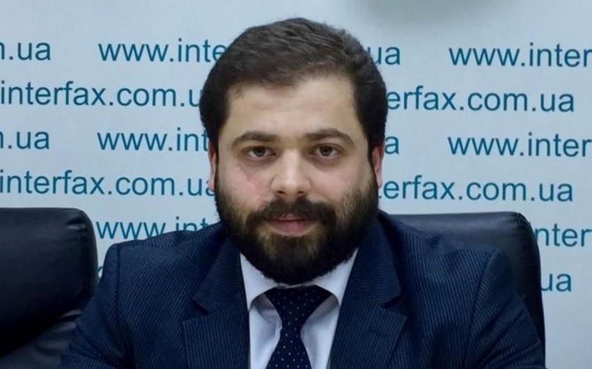 Ukrayna rəsmisi Azərbaycanla 6 aylıq iqtisadi əlaqələrə dair hesabat verib
