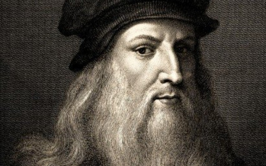 Leonardo da Vinçinin ikinci portreti tapılıb - FOTO